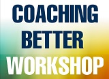 Coaching Better Workshop logo