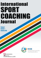 International Sport Coaching Journal Cover